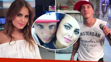 El Polaco confirmó su noviazgo con Silvina Luna