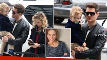 Daniela Lopilato confirmó la mejor noticia sobre la salud de Noah Bublé
