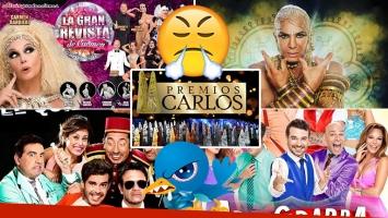 Una famosa estalló en Twitter por no estar nominada a los Premios Carlos 2017. (Foto: Web)