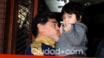 El particular regalo que Maradona le hará a Dieguito por su cumple
