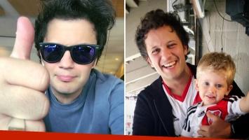 Darío Lopilato se esperanzó con la salud de su sobrino Noah Bublé. (Foto: Twitter)