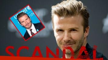 David Beckham involucrado en un escándalo por unos mails. (Fotos: Web)
