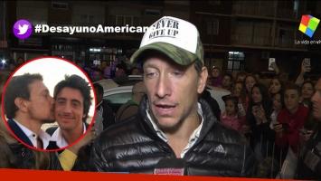 Nicolás Vázquez rompió el silencio ante la prensa tras la muerte de su hermano