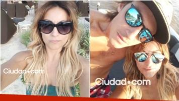 La frase de Marcela Tauro sobre su relación con su pareja que sorprendió a todos (Fotos: Ciudad.com)