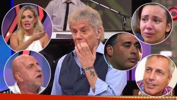 Beto Casella, súper picante por las sanciones a Matías y Yanina de Despedida de Solteros