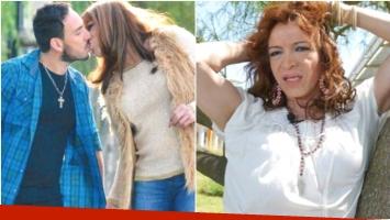 El particular motivo por el que el novio de Lizy Tagliani le pidió casamiento (Fotos: revista Gente y Web)