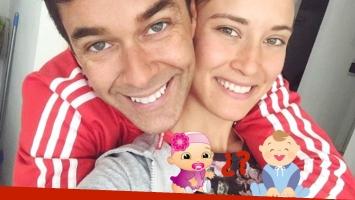 Mariano Martínez y Camila Cavallo ya saben el sexo de su bebé en camino (Foto: Instagram)