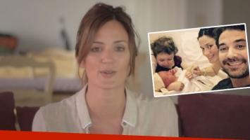 Paula Chaves se sumó a la campaña de investigación de la cesárea en la Argentina