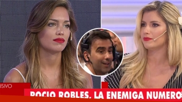 El motivo por el que Laurita Fernández no saluda a Rocío... y la aclaración de Robles