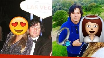 Sol Estevanez, se casa con el polista Nito Uranga. (Foto: Instagram)