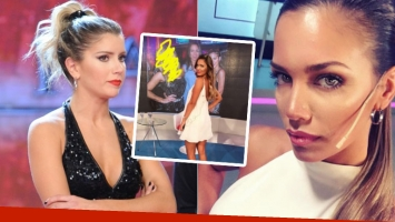 Laurita Fernández se negó a responderle a Rocío Robles (Foto: web)