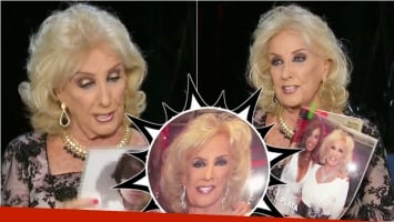 La divertida queja de Mirtha por las fotos de una revista: