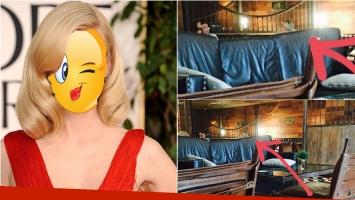 La diosa de Hollywood que fue descubierta en un bar de Buenos Aires tomando champagne con una amiga. Foto: Web/ Twitter