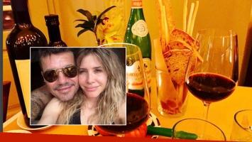 Marcelo Tinelli, de vacaciones con Guillermina Valdés en Italia. (Fotos: Instagram y Web)