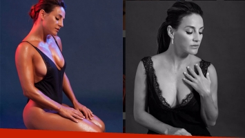 Eleonora Wexler, súper sexy para una campaña. (Fotos: Instagram)