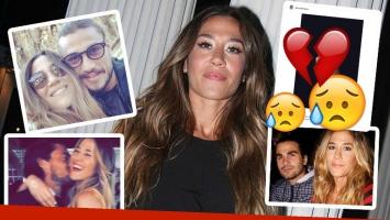 Jimena Barón y una picante reflexión anti San Valentín (Foto: Ciudad.com y web)