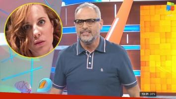 La respuesta de Jorge Rial cuando le preguntaron si estaba enamorado tras confirmar su separación de Agustina Kämpfer (Foto: Captura y Web)