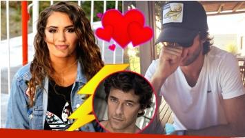 La tierna dedicatoria de Lali Espósito a su novio en San Valentín y un palito a su ex, Mariano Martínez (Fotos: Instagram y Web)