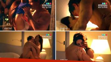 La nueva escena de sexo entre Eleonora Wexler y Federico Amador en Amar después de amar