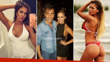 Rocío Robles retomó el diálogo con Federico Hoppe. (Foto: Instagram y Ciudad.com)