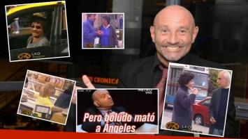 Los momentos más recordados de Leo Rosenwasser en la televisión. Fotos: Web y Capturas YouTube.
