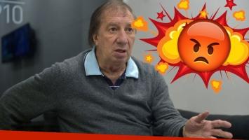 Carlos Bilardo advirtió que si no tiene un periodista que lo acompañe en el programa del lunes, abandonará su histórico ciclo. (Foto: archivo Web)