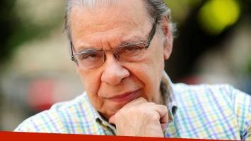 Enrique Pinti y su confesión sobre un intento de abuso a sus 9 años. (Foto: Web)