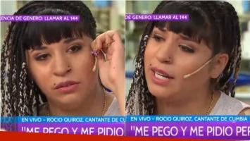 Rocío Quiroz contó en Desayuno americano que sufrió de violencia género: