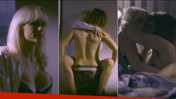 Brenda Gandini y Franco Masini encendieron la pantalla con una escena súper hot (Foto: web)