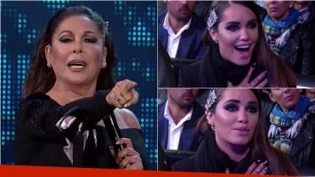 Isabel Pantoja pide un aplauso para Lali Espósito en el Festival de Viña del Mar: