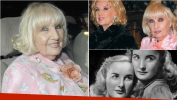 Goldie, la hermana de Mirtha Legrand, habló de su hermana:
