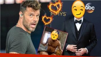 Ricky Martin reveló el famosísimo actor que fue su primer
