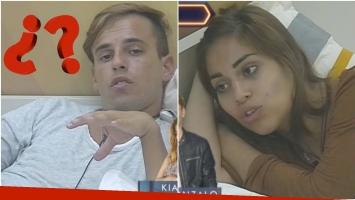 Gonzalo indagó a Kiara sobre su sexualidad en Despedida de solteros (Fotos: Captura)