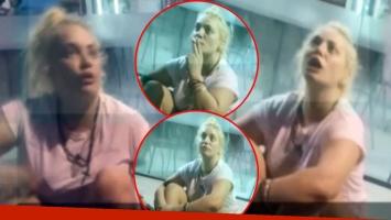 El video de María Eugenia Ritó, fuera de sus cabales, en una estación de servicio
