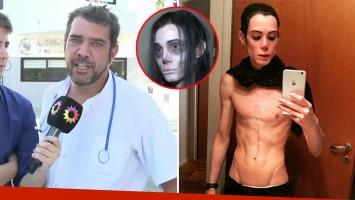 La opinión profesional de Adrián Cormillot sobre los problemas alimenticios de Felipe Pettinato