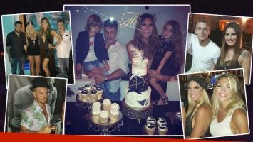 Cumpleaños de Florencia de la Ve (Foto: Instagram)
