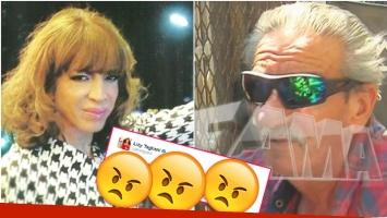 La nota de Infama que enfureció a Lizy Tagliani (Fotos: Web y Captura)