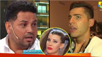 Loan le contestó en Intrusos a las acusaciones de Christian Manzanelli