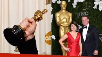 Martha de la Torre Ruiz y Brian Cullinan ya no podrán asistir a la ceremonia de los Oscar. (Foto: Web)