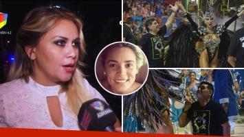 La picante chicana de Verónica Ojeda a Rocío Oliva, luego de que Diego estuviera en el Carnaval de Corrientes: