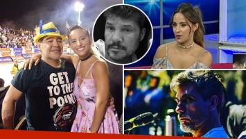 Diego Maradona no quiso sacarse una foto con el Chato Prada por sus problemas con Marcelo Tinelli