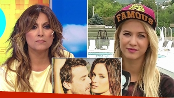 Florencia Vigna habló de su relación con Paula Chaves