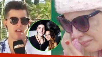 El audio de Belén Timpanaro, la supuesta tercera en discordia entre Charlotte Caniggia y Loan (Fotos: Captura y Web)