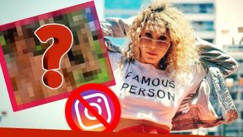 La foto hot de Anita Pauls que Instagram le censuró (Fotos: Instagram)