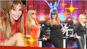 Graciela Alfano se postuló para el Bailando y destacó su labor en el certamen (Fotos: Web)
