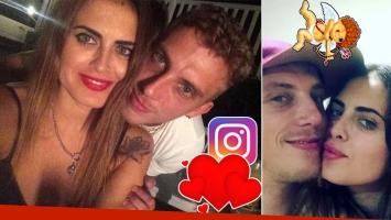 Silvina Luna y El Polaco, enamoradísimos en el final de Abracadabra. (Foto: Instagram)