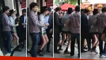 Preocupación por la delgadez extrema de Charly García: el video