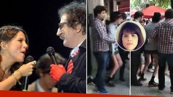 Rosario Ortega habló de la salud de Charly García