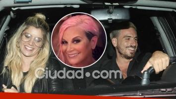 Carmen Barbieri se alegró por el noviazgo de Fede Bal con Laurita Fernández. (Foto: Ciudad.com)