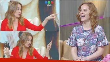 Mirá qué pasó en Cortá por Lozano tras la confirmación del embarazo de Agustina Kämpfer (Fotos: Captura)